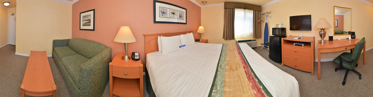 Americas Best Value Inn & Suites South San Francisco, California Hotel