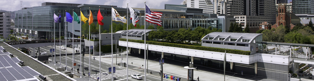 Moscone Center South San Francisco, California